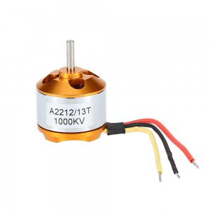 Motor Brushless 1000KV +...