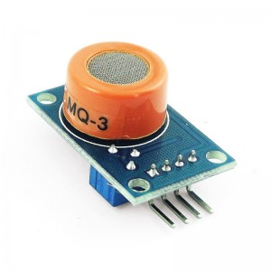 Sensor de Alcohol Etanol MQ-3