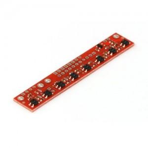 Sensor de Linea QTR-8A...