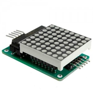 Matriz LED 8x8 MAX7219