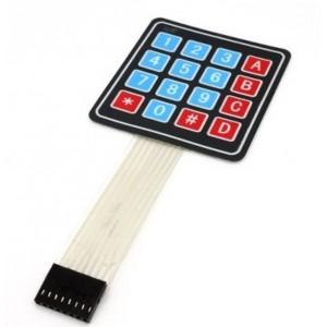 Teclado Keypad Matricial de...