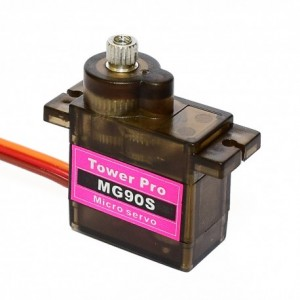 Motor Micro Servo MG90S...