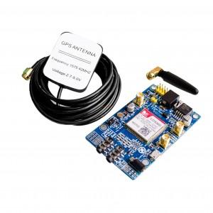 Sim808 GPRS/GSM +GPS