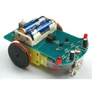 Kit robot seguidor de linea...