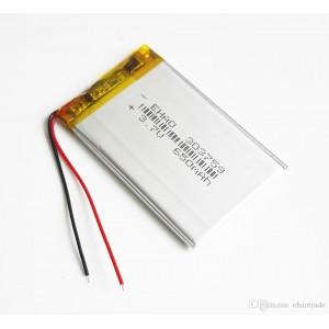 Bateria Li-Po 3.7v 650mah...