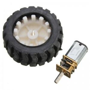 Micro Motor Reductor, con...