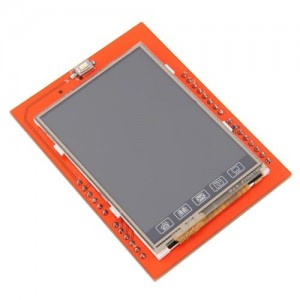 Shield LCD 2.4″ Touch TFT...
